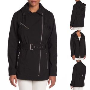 Michael Kors Belted Trench Jacket Coat